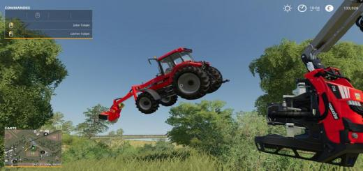 Photo of FS19 – Mega Strength And Pickable Distance V0.0.0.1