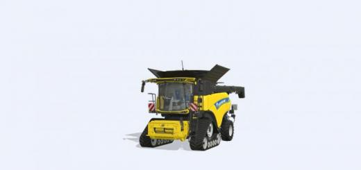 Photo of FS19 – New Holland Cr1090 Harvester V1