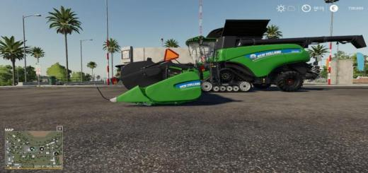 Photo of FS19 – New Holland Cr1090 & Superflex45Ft Pack With Color Choice V1