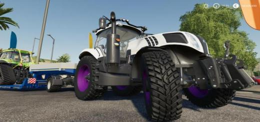 Photo of FS19 – New Holland T8 Tuning V1