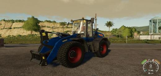 Photo of FS19 – New Holland W190D V1