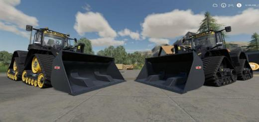 Photo of FS19 – New Holland W190D Wheel Loader V1