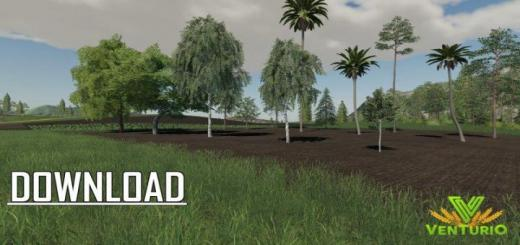 Photo of FS19 – Placeable 16 Trees V1