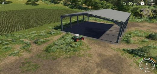 Photo of FS19 – Placeable Easy Hall V1