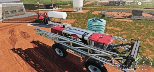 Photo of FS19 – Placeable Herbicide Tank V1
