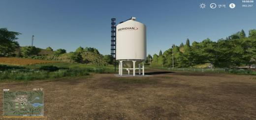 Photo of FS19 – Placeable Meridian Seed Fill Station V1