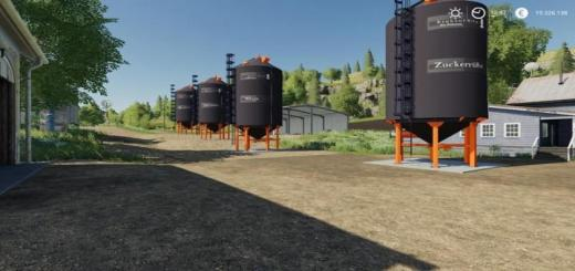 Photo of FS19 – Placeable Purchasing Silos V1