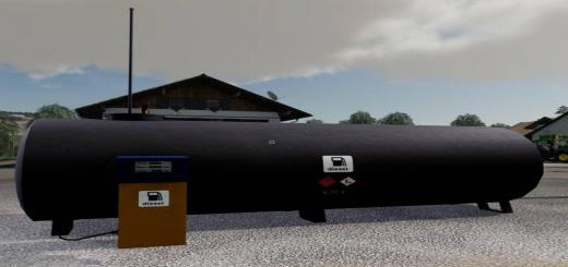 Photo of FS19 – Placeable Refuel Pump V2