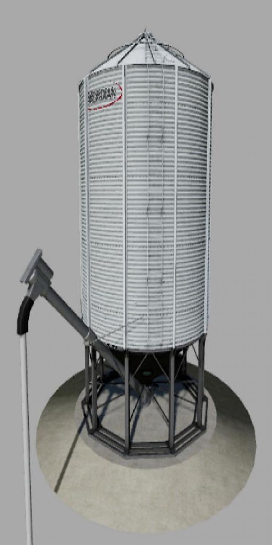 FS19 - Placeable Seeds Fill Station W/auger V1