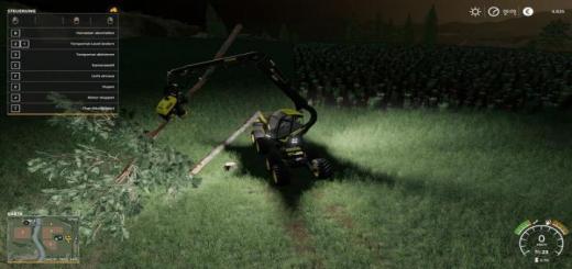 Photo of FS19 – Ponsse Scorpionking 12M V1