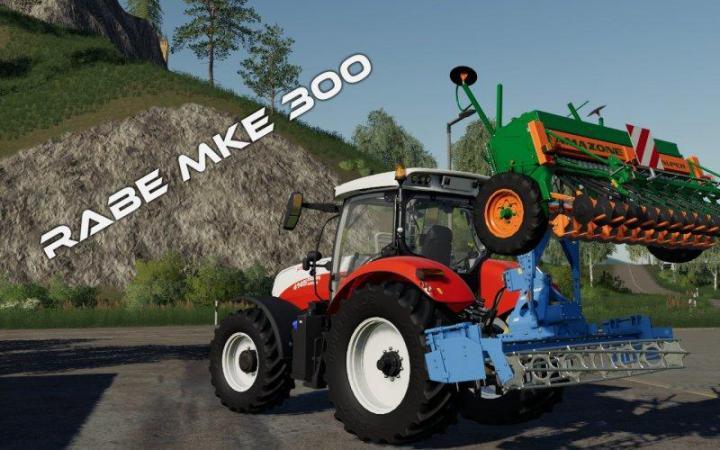 FS19 - Rabe Mke 300 V1