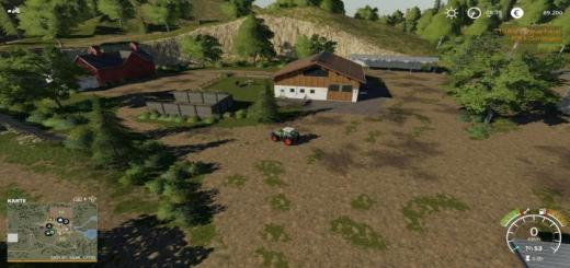 Photo of FS19 – Ritchport Map V1