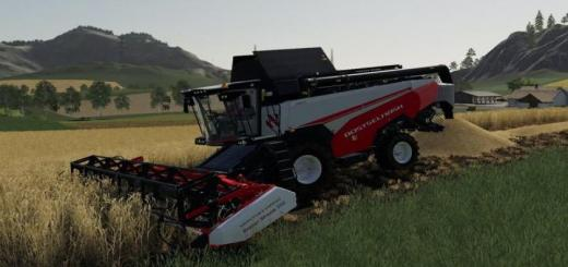 Photo of FS19 – Rsm161 With Cutting Attachment Fix V1
