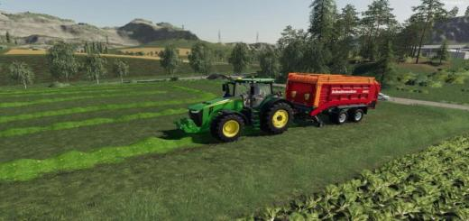 Photo of FS19 – Schuitemaker Rapide 580V 50K Trailer V1.0.1