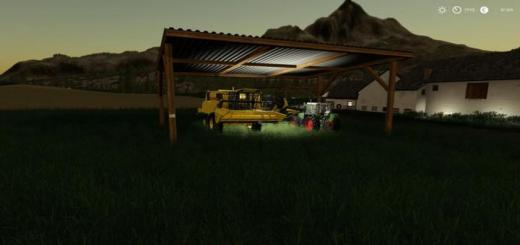 Photo of FS19 – Small Shelter V1.0.01