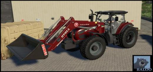 Photo of FS19 – St Max 180 With Front Loader V1