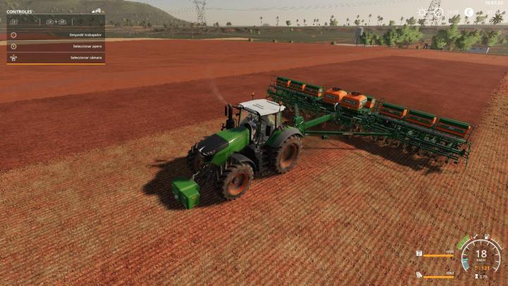 FS19 - Stara Estrela 32 Planter V1.1