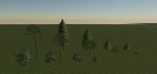 Photo of FS19 – Trees V1