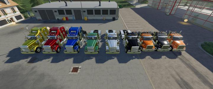 FS19 - Trucks Gamling Edition V1.0.0.1