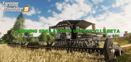 Photo of FS19 – Update V1.1.2 Beta