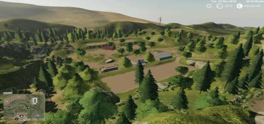Photo of FS19 – Us Map V1.00