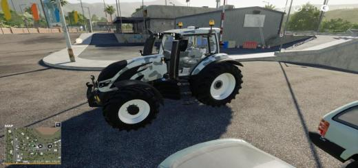 Photo of FS19 – Valtra T Series Cow Edition V1