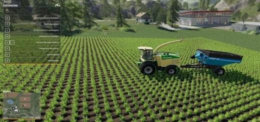 Photo of FS19 – Wagon 1051 For The Hachseln, All Fruit V1