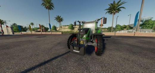 Photo of FS19 – 1500Kg Fendt Weight V1
