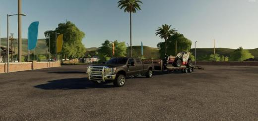 Photo of FS19 – 2011 Ford F-350 Crewcab V1.1