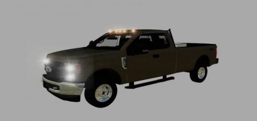 Photo of FS19 – 2017 Ford F250 V3
