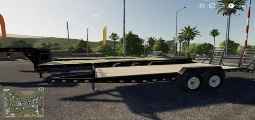 Photo of FS19 – 3 Trailers In 1 Pack V1
