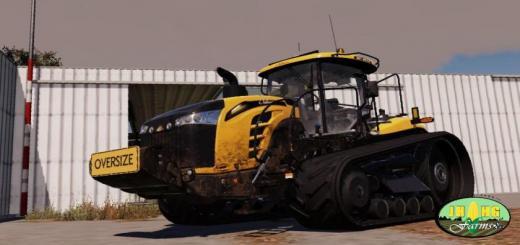 Photo of FS19 – Agco Challenger Mt800 Usa / Aussie V1