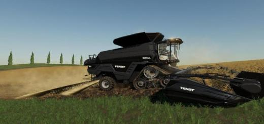 Photo of FS19 – Agco Ideal Harvester/header Pack V1.