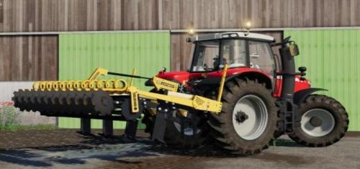 Photo of FS19 – Agrisem Cultiplow 52 Cultivator V1