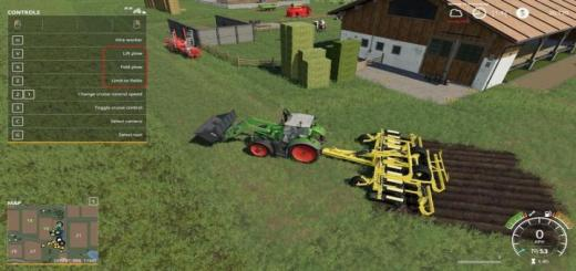 Photo of FS19 – Agrisem Cultiplow Platinum8M With Plow Function V2