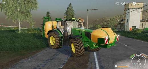 Photo of FS19 – Amazone Ft 1001 & Uf 1801 V1