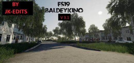 Photo of FS19 – Baldeykino Map V3.1