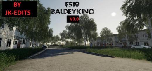 Photo of FS19 – Baldeykino Map V3