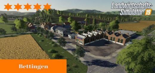Photo of FS19 – Bettingen Map V1.0.2