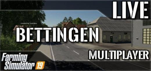 Photo of FS19 – Bettingen Map V1