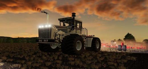 Photo of FS19 – Big Bud 450 Tractor V1