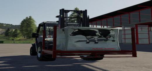 Photo of FS19 – Bigbag For Cows V1
