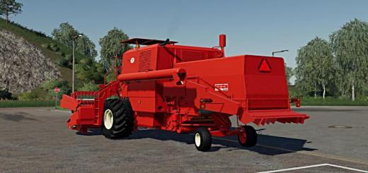 Photo of FS19 – Bizon Z056 Harvester