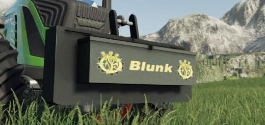 Photo of FS19 – Blunk Weight V1
