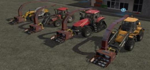 Photo of FS19 – Bruks Un Bigdaddy V2