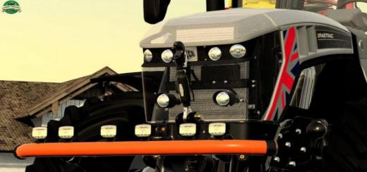 Photo of FS19 – Bumper Lights V1