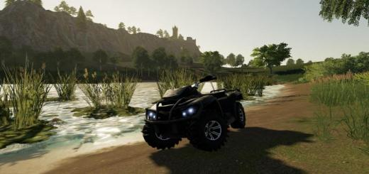 Photo of FS19 – Can-Am 1100Xt V1.1