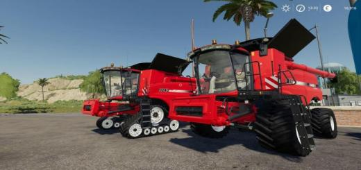 Photo of FS19 – Case Ih Axialflow 9240 Series + Cutters