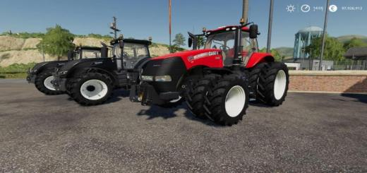 Photo of FS19 – Case Ih Magnum Series
