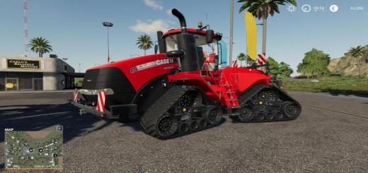 Photo of FS19 – Case Ih Quadtrac Tractor V1
